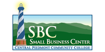 Logo of Central Piedmont's Small Business Center