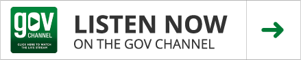 Listen to Podcasts on the Gov Channel