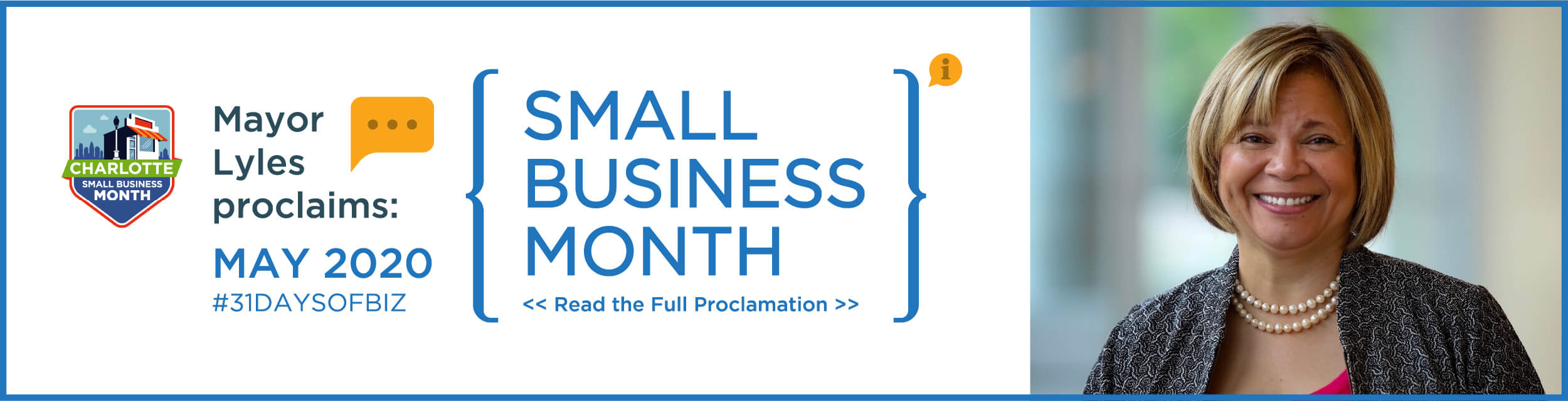 Small Business Month May 2019 in the City of Charlotte