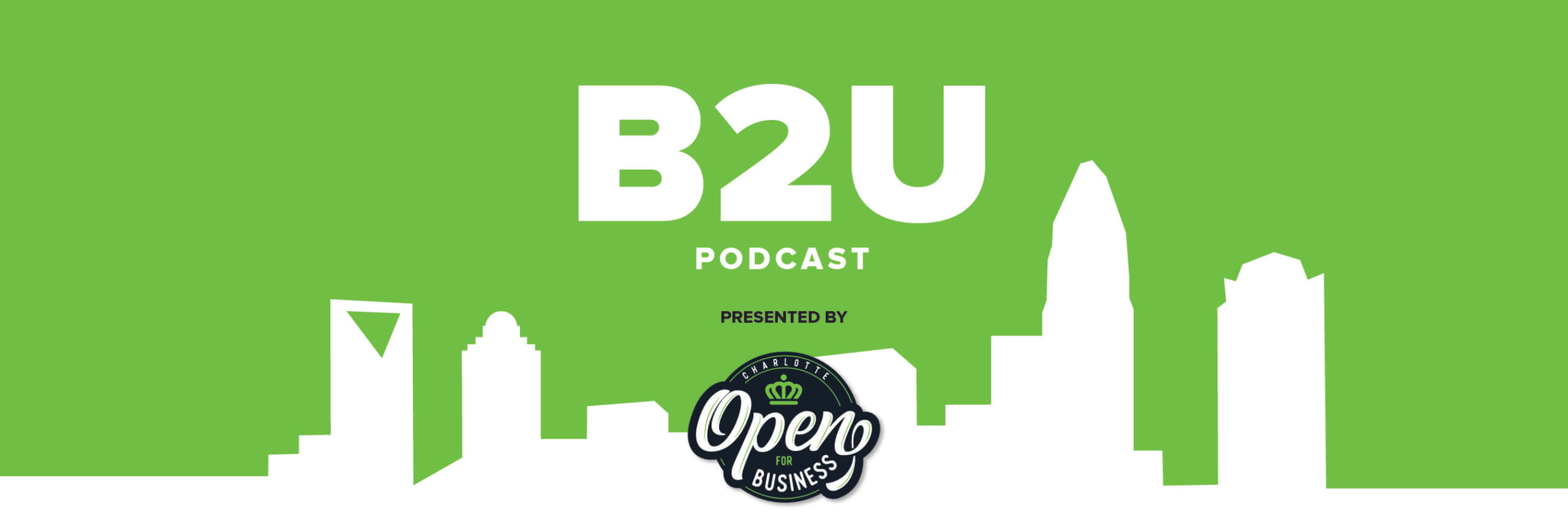 CBR's Charlotte Business to you Podcast