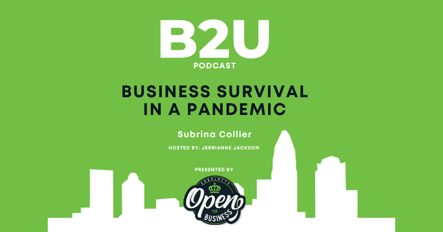 B2U Podcast- Business Survival in a Pandemic